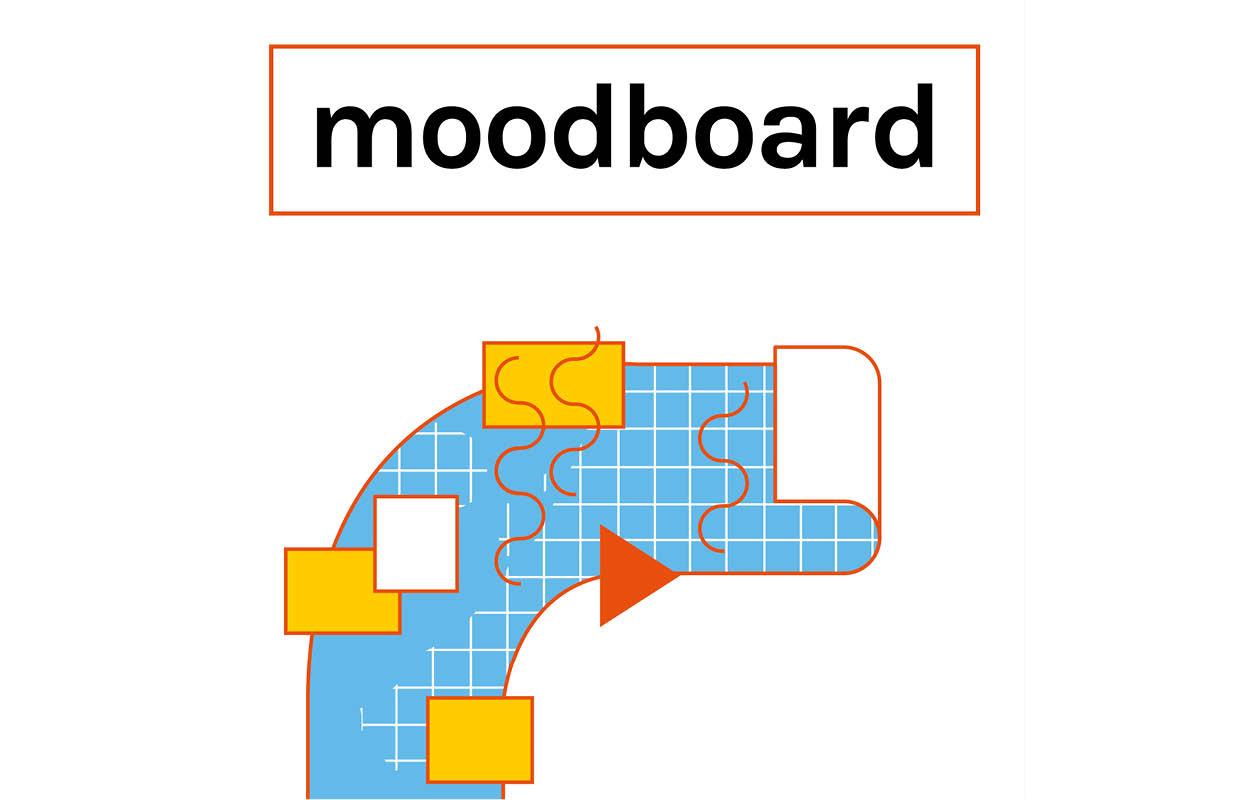 A cosa serve una moodboard?
