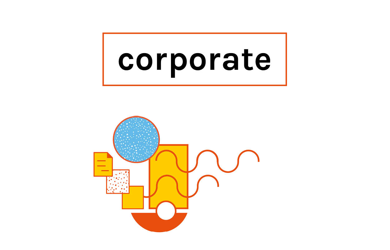 Che cosa significa corporate?