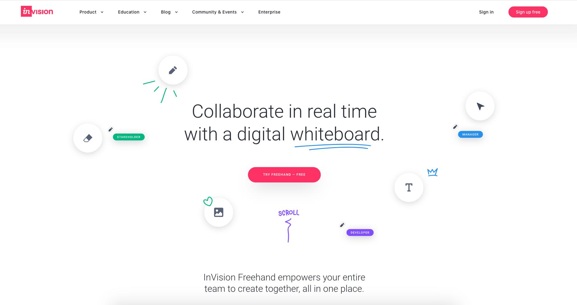 design web based software