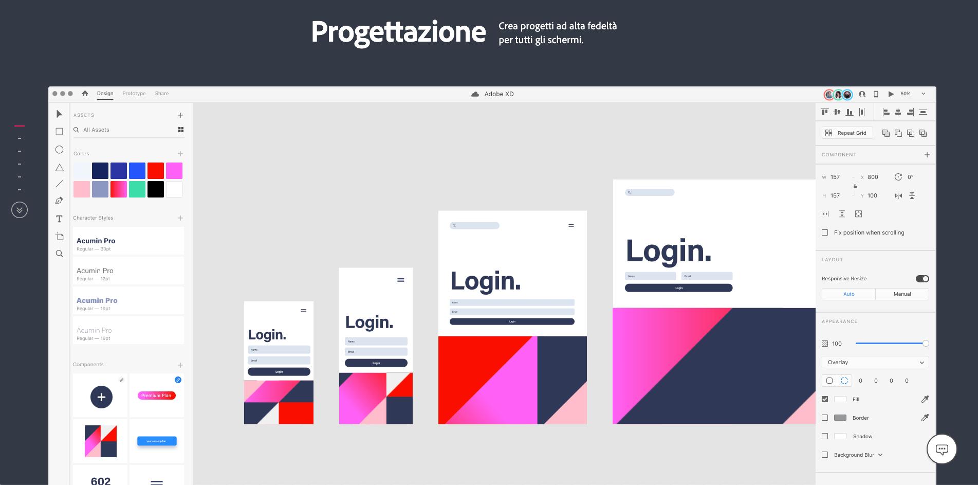 Adobe XD - Co-design