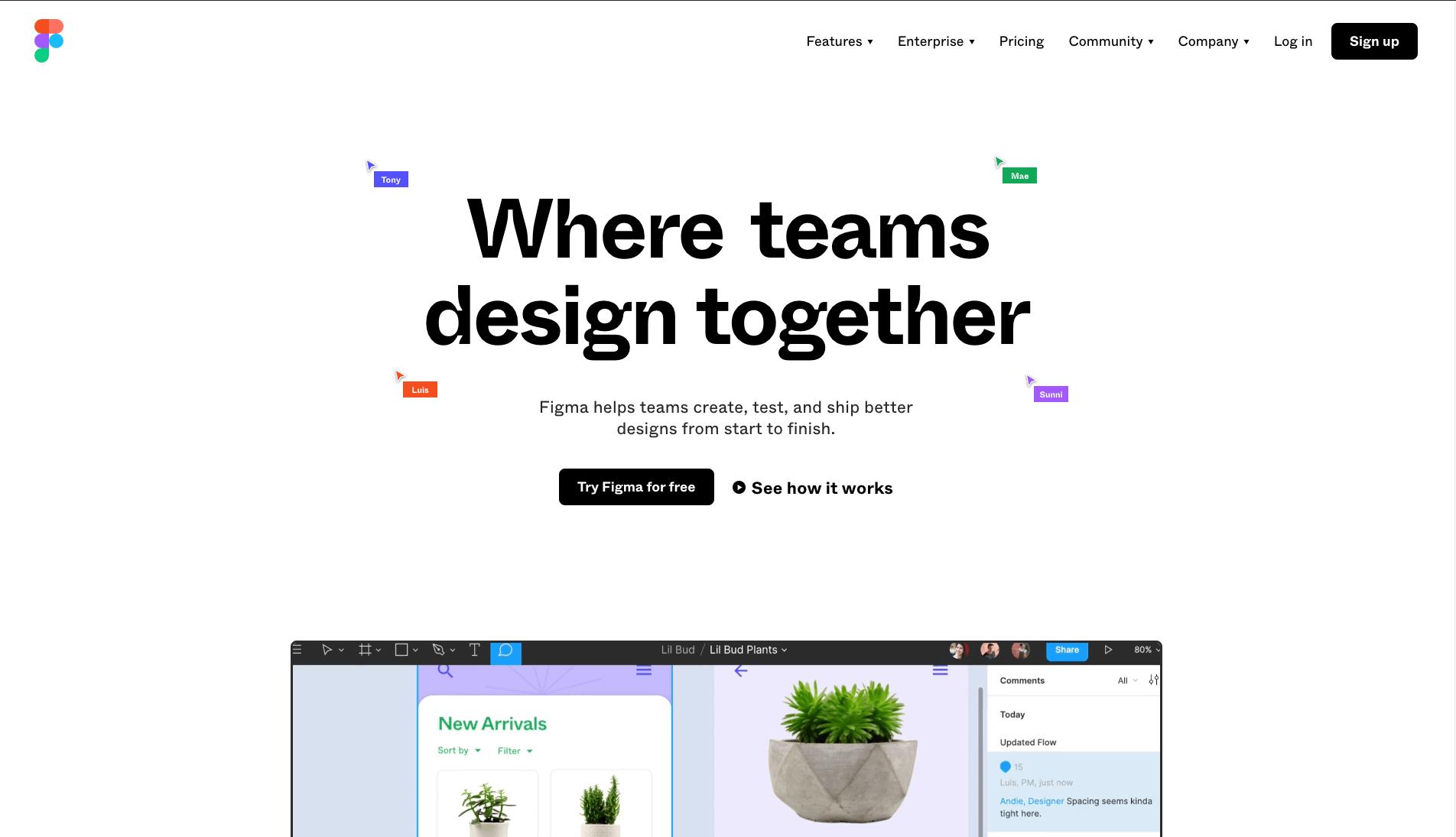 Figma - Co-design